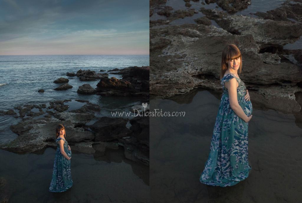 embarazada en la playa_1